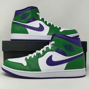 Nike Air Jordan Retro I 1 Mid Hulk